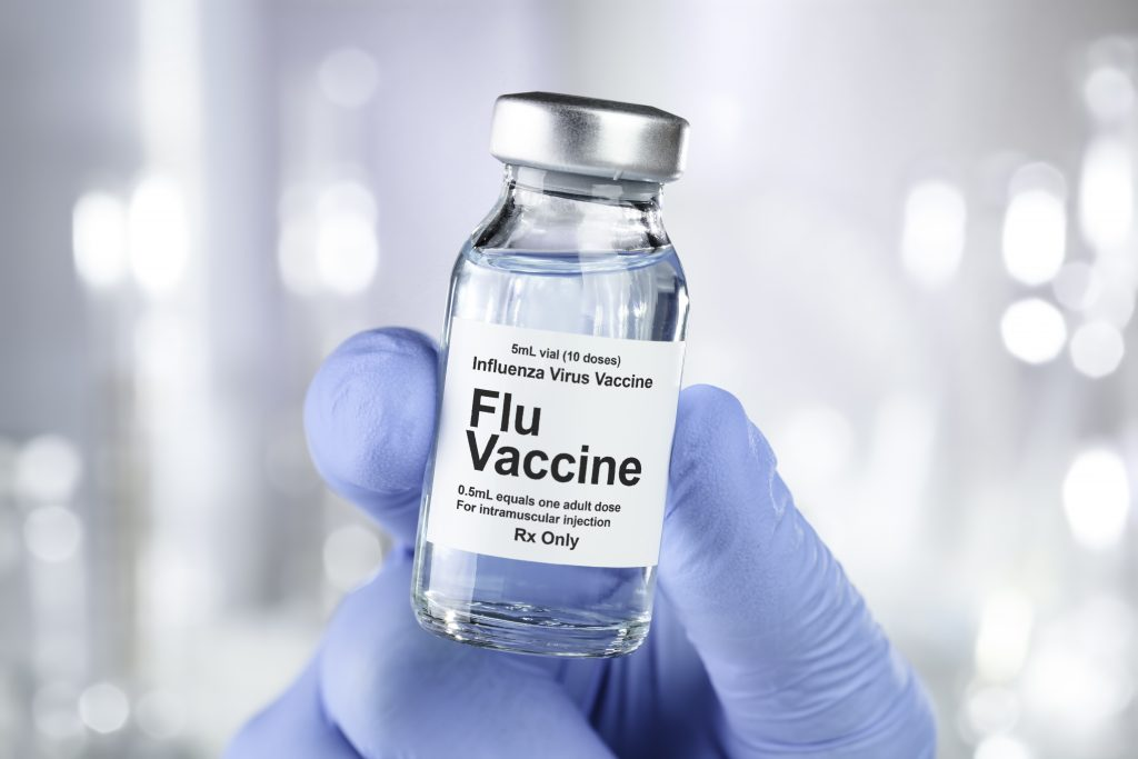 Antibiotics May Disrupt Flu Vaccine Success Study Finds