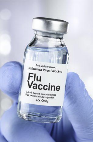 Antibiotics May Disrupt Flu Vaccine Success Study Finds